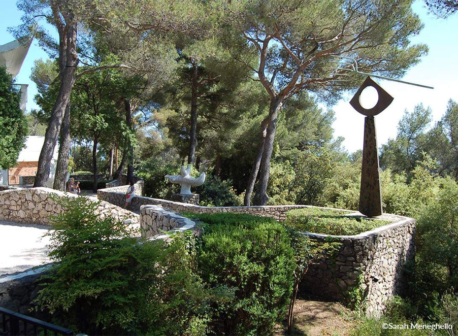 La fondation Marguerite et André Maeght